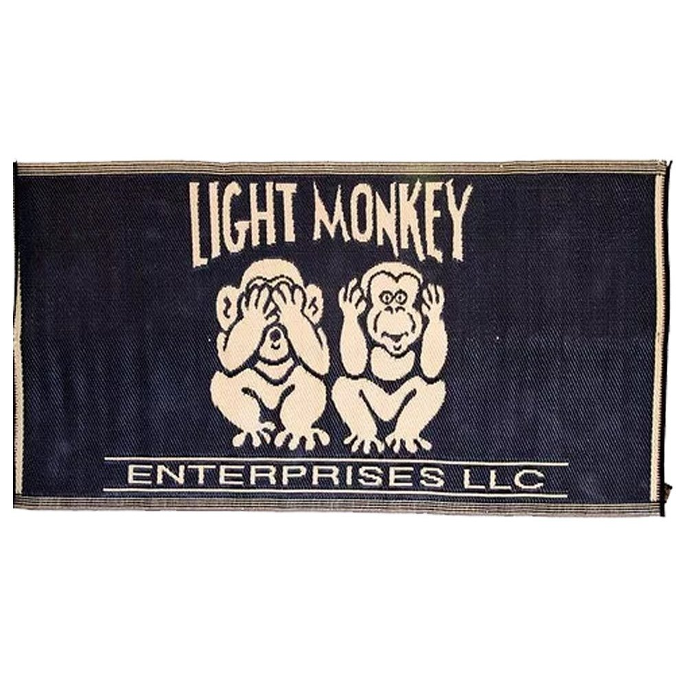 Light Monkey Alfombra (changing Mat)- 6500000